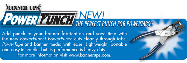 PowerPunch perfect punch for powertabs