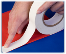 Use with PowerTape®for long banners