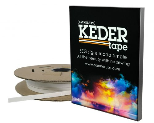 KederTape Frame with Roll Large