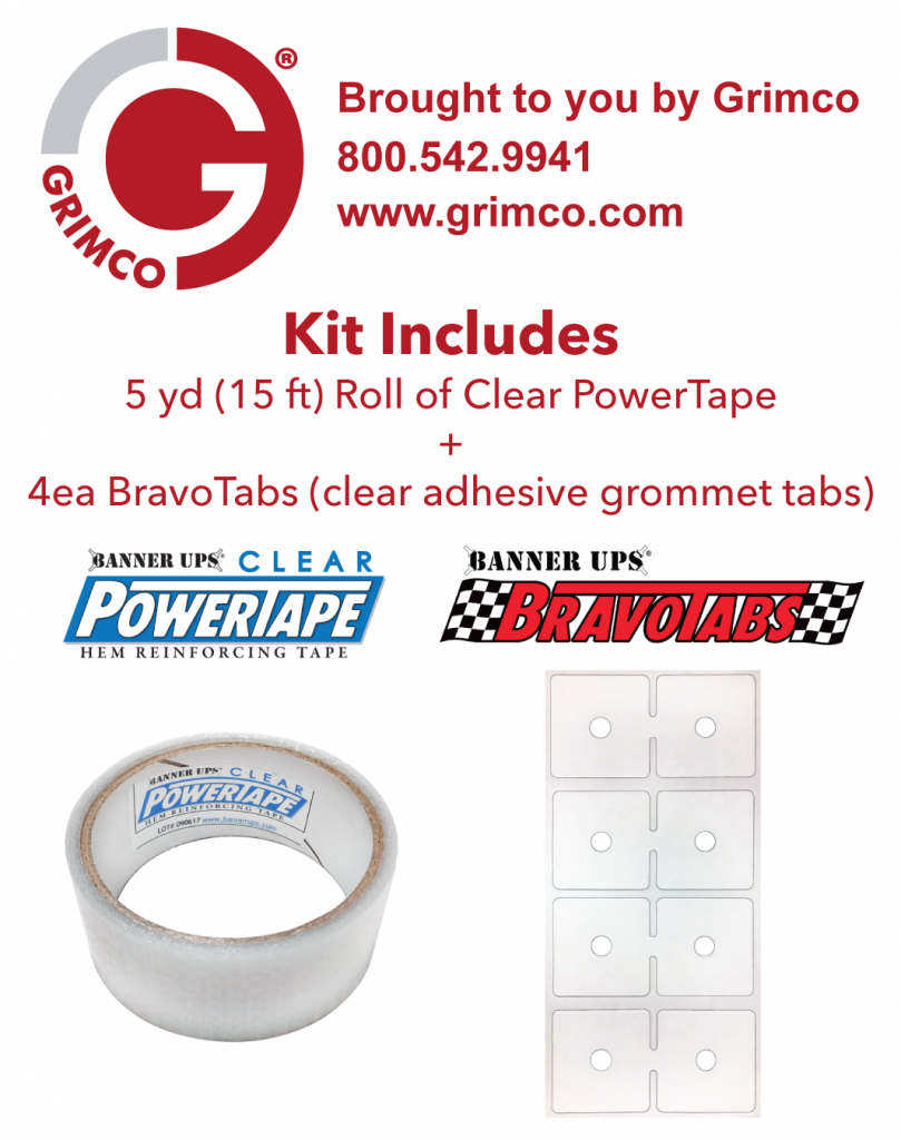 FREE Clear PowerTape &...